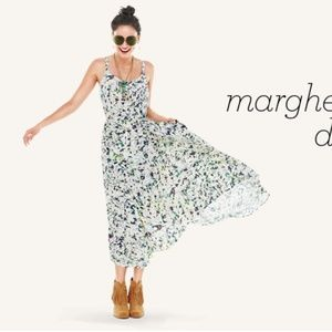 CABI Margherita maxi summer dress